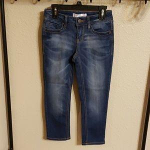 No Boundaries Pants - Junior's Capri Jeans